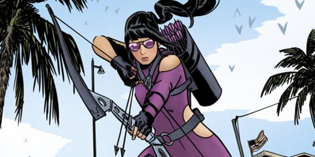 Hawkeye - aktorka Disneya chce zagrać Kate Bishop w serialu. Rozpoczęła kampanię
