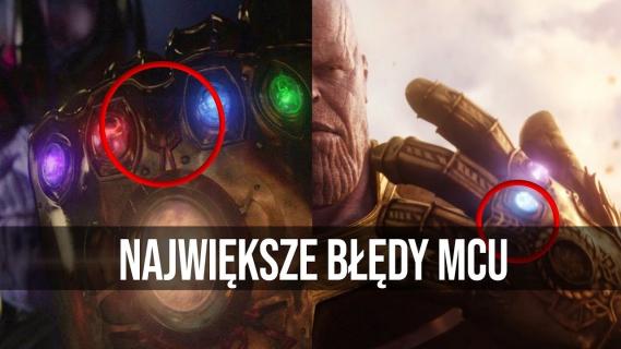 Największe błędy Kinowego Uniwersum Marvela || naEKRANACH #134