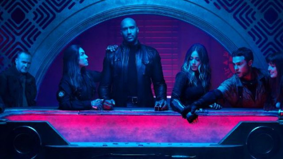 Agenci T.A.R.C.Z.Y. – bohaterowie na nowym zdjęciu promującym 6. sezon