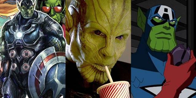 Kapitan Marvel – pokochaliście Skrulli z MCU? Tego możecie o nich nie wiedzieć