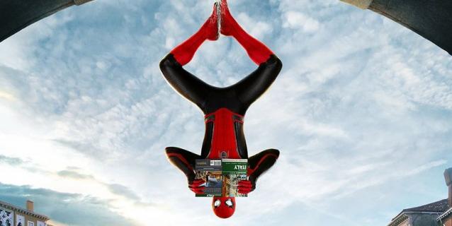 Spider-Man: Daleko od domu - Nick Fury i Maria Hill na oficjalnym zdjęciu