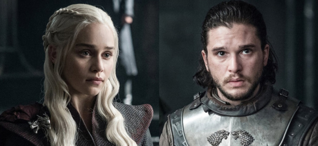Gra o tron - Emilia Clarke i Kit Harington komentują finał serialu