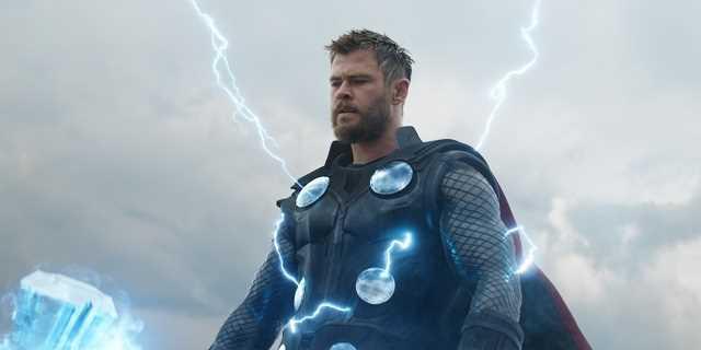 Avengers: Koniec gry - Thor śpiewa Hurt Johnny'ego Casha na planie filmu