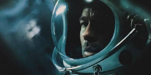 Ad Astra - zwiastun filmu z Bradem Pittem w wersji IMAX