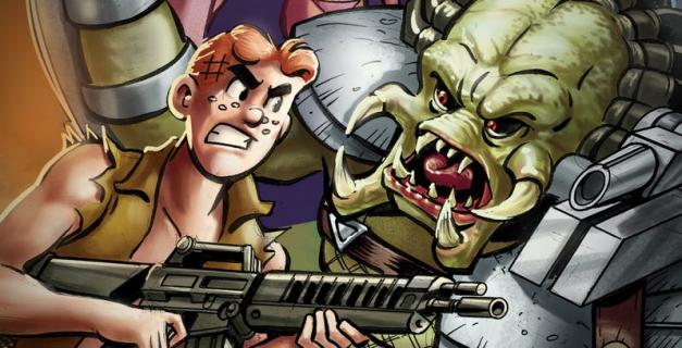 Riverdale – w komiksach bohaterowie zmierzą się ponownie z… Predatorem