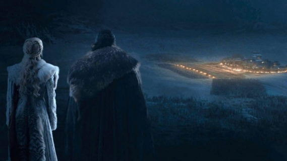 Gra o tron - Bitwa o Winterfell od kulis. Zobacz 40-minutowy materiał wideo