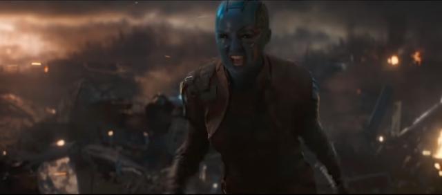 Avengers: Endgame - zabawna scena z filmu została zaimprowizowana. Nowe zdjęcia zabawek