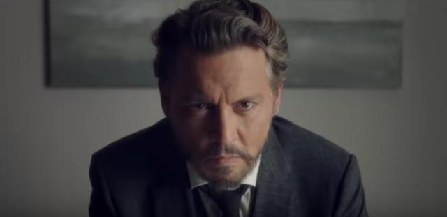 The Professor - zobacz zwiastun filmu. Johnny Depp jako śmiertenie chory nauczyciel