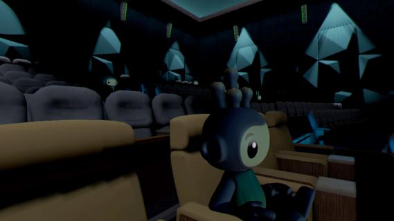 Theater Room VR - aplikacja od Sony pozwoli wspólnie oglądać filmy w wirtualnej rzeczywistości