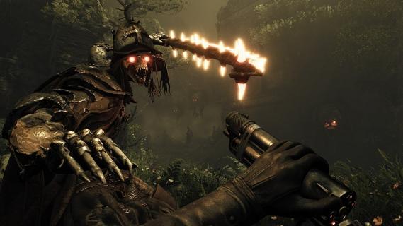 Witchfire - oto fragment rozgrywki z nowej gry Adriana Chmielarza i The Astronauts