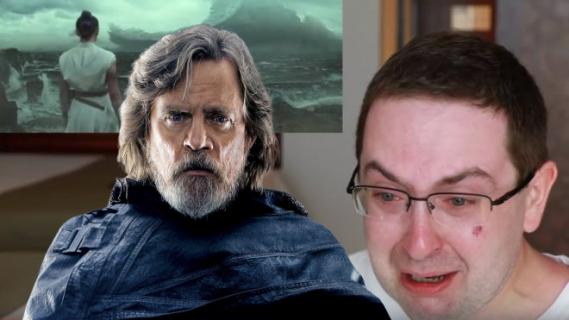 Gwiezdne Wojny - Mark Hamill wspiera fana i jego emocjonalne wideo
