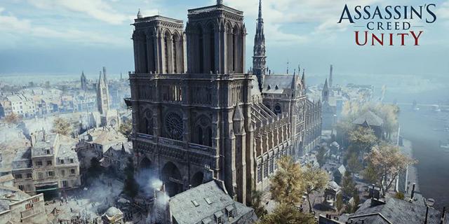 Assassin's Creed Unity za darmo. Ubisoft wspiera odbudowę Notre Dame