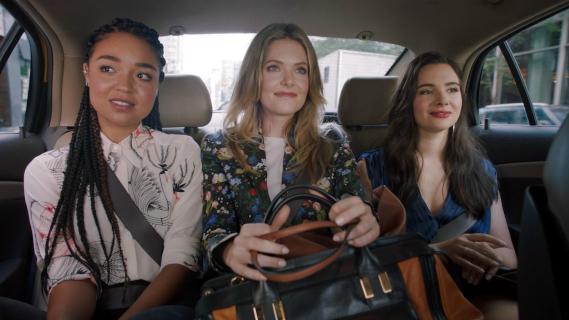 Dziewczyny nad wyraz: sezon 3, odcinek 1 - recenzja
