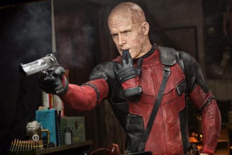 Ryan Reynolds odwiedził Marvel Studios. Czyżby Deadpool 3?