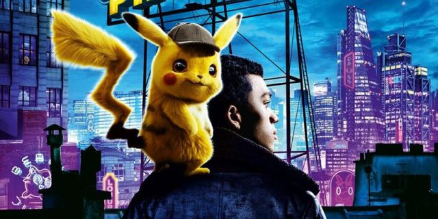 Pokemon: Detektyw Pikachu – oto nowy plakat. Zjedz też burgera i zgarnij figurki
