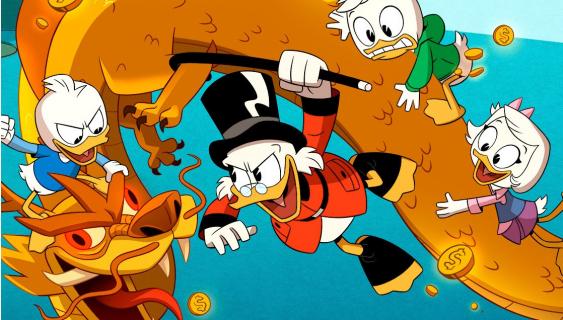 Kacze opowieści - serial animowany Disney XD skasowany. Nie będzie 4. sezonu