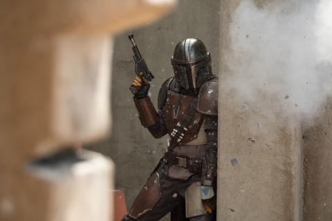 The Mandalorian - media nie obejrzą odcinka przed premierą. Serial zmieni oblicze Gwiezdnych Wojen?