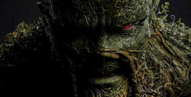 Swamp Thing - Derek Mears o swojej reakcji na anulowanie serialu DC Universe