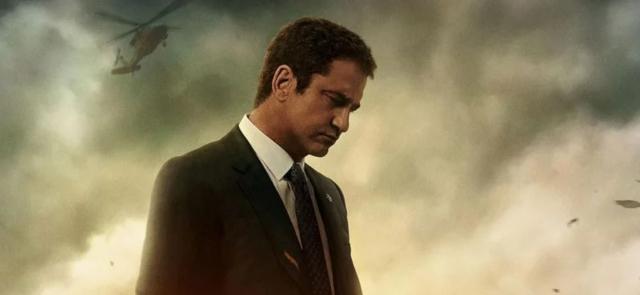 Angel Has Fallen - zwiastun filmu. Gerard Butler ponownie jako Banning