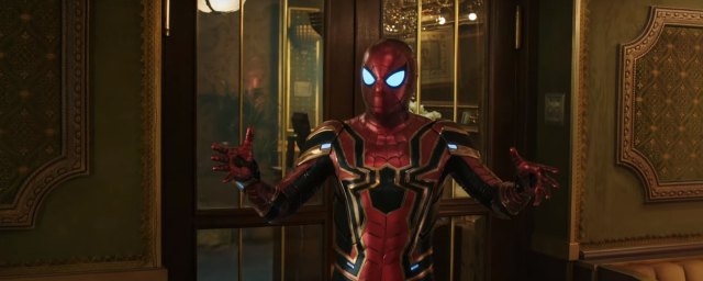 Spider-Man: daleko od domu - której sceny ze zwiastuna nie ma w filmie? Holland tłumaczy