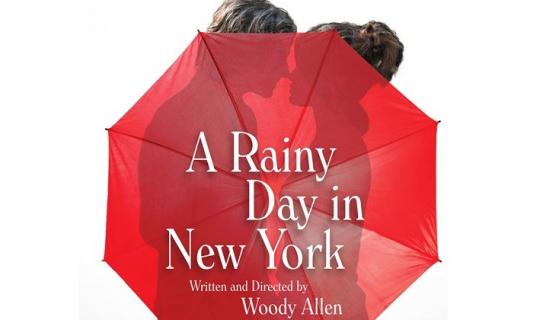 A Rainy Day in New York - zwiastun nowego filmu Woody'ego Allena