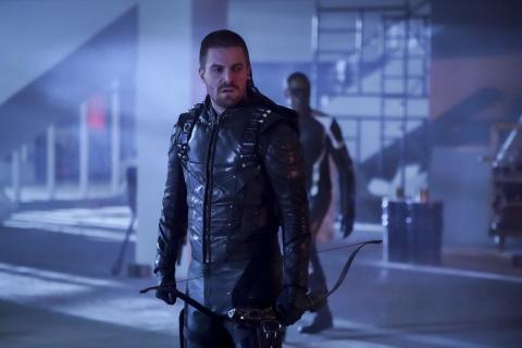 Arrow - Stephen Amell chciał zakończenia produkcji na 7. sezonie
