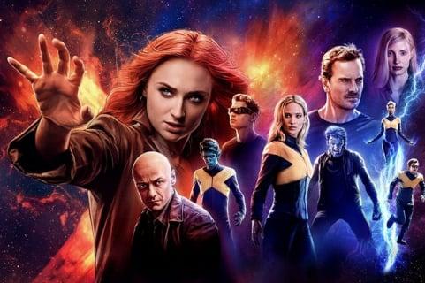 Disney odnotował straty w 3. kwartale. Powodem X-Men: Mroczna Phoenix?