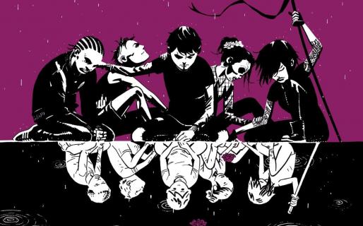 Deadly Class #02: 1988 Dzieci czarnej dziury - recenzja komiksu