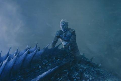 Gra o tron - Nocny Król mógł wyglądać inaczej. Mógł budzić grozę