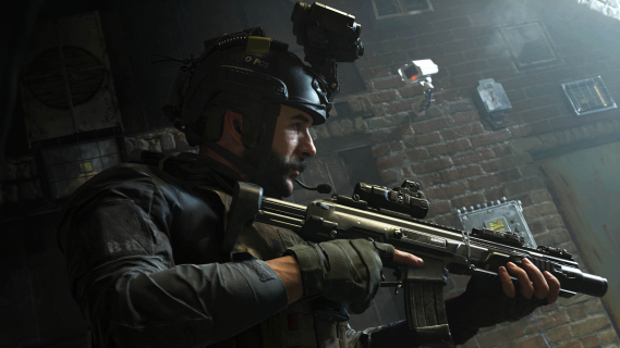 Gramy w Call of Duty: Modern Warfare. Zobacz gameplay z pierwszej misji