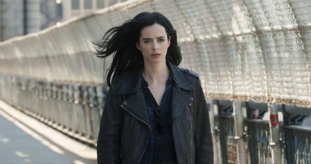 Marvel's Jessica Jones - plakat promujący 3. sezon serialu Netflixa
