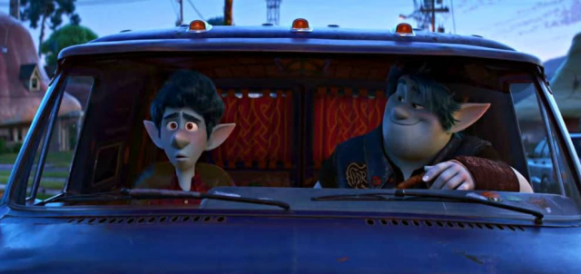 Onward - zwiastun nowej animacji Pixara. W obsadzie Holland i Pratt