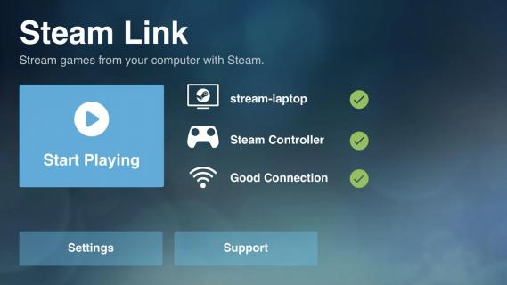 Steam Link debiutuje na urządzeniach Apple. iPhone odpali gry z peceta