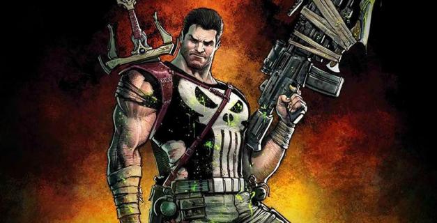 Marvel - Punisher w komiksach zamiast przestępców zabija teraz... trolle