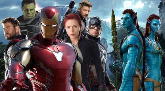 Avengers: Endgame vs. Avatar w box office - fani MCU ruszają na odsiecz