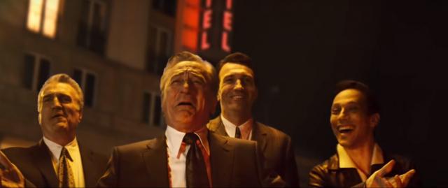 Robert De Niro jako gangster w reklamie słynnej piekarni. Zobacz wideo