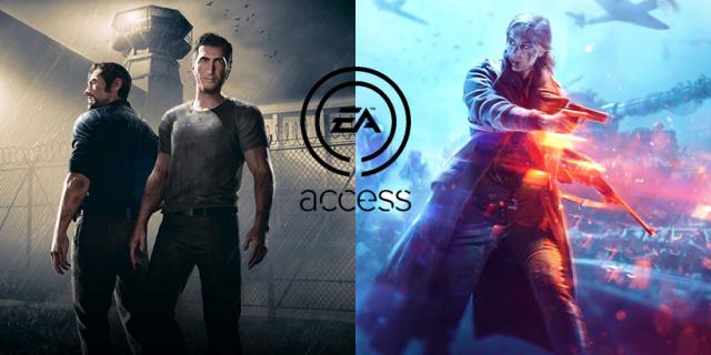 A Way Out i Battlefield V wkrótce w EA Access? Sugeruje to oficjalna strona usługi
