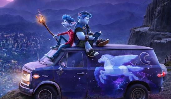 Onward - pierwsze zdjęcia animacji Disneya i Pixara. Tom Holland i Chris Pratt w obsadzie