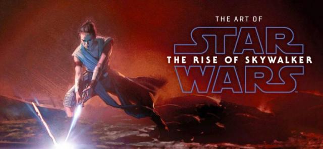 Gwiezdne Wojny: Skywalker. Odrodzenie - okładki książek wprowadzających do filmu