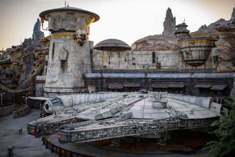 Star Wars: Galaxy's Edge - Oga's Cantina jednym z najlepszych barów w USA?