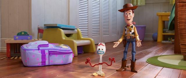 Toy Story 4 - recenzja filmu