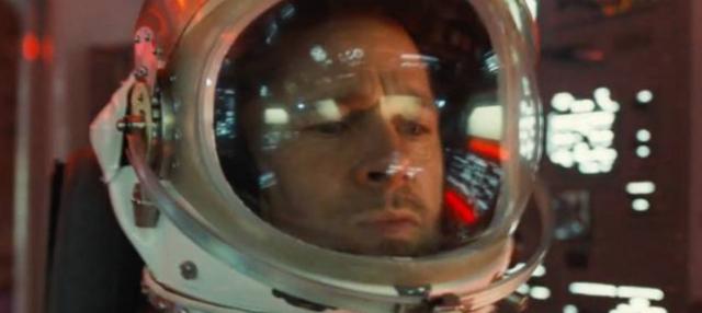 Ad Astra - nowy zwiastun filmu. Brad Pitt wyrusza w kosmiczną podróż