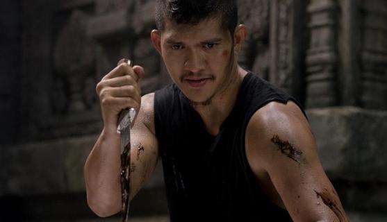 Chinatown Express - gwiazda kina kopanego, Iko Uwais w thrillerze akcji