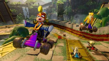 Crash Team Racing Nitro-Fueled – recenzja gry
