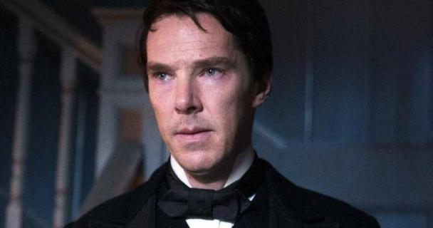 The Current War – Benedict Cumberbatch jako Thomas Edison. Zwiastun filmu