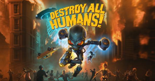 Destroy All Humans! wraca. Zwiastun zapowiada nadejście produkcji z kosmitami w roli głownej