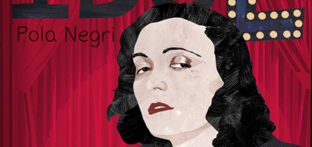 IDOL. Pola Negri - wygraj egzemplarz książki skupiającej się na słynnej postaci!