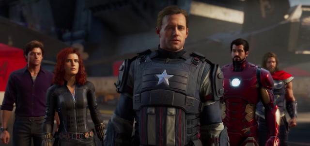 Tak wyglądają prawdziwe stroje bohaterów Marvel's Avengers [E3 2019]