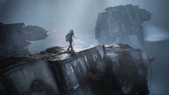 Star Wars Jedi: Upadły zakon - nowy zwiastun gry. Jeszcze więcej rozgrywki [E3 2019]
