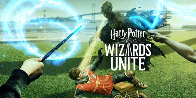 Harry Potter: Wizards Unite z debiutem znacznie słabszym od Pokemon Go